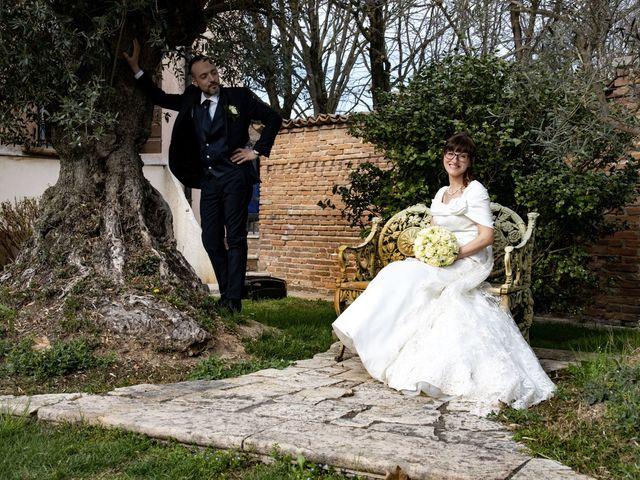 Il matrimonio di Italo e Domenica a Piubega, Mantova 27