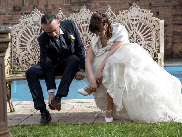 Il matrimonio di Italo e Domenica a Piubega, Mantova 28