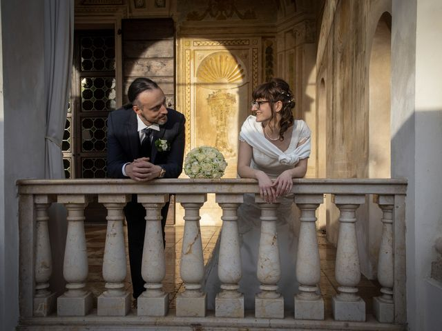 Il matrimonio di Italo e Domenica a Piubega, Mantova 50