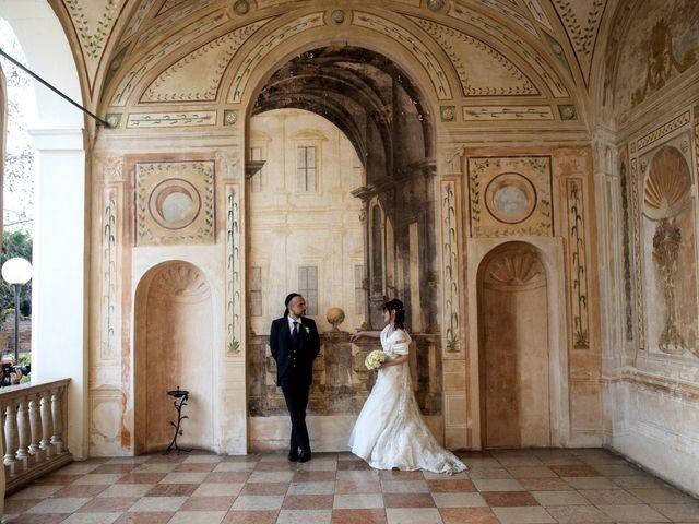 Il matrimonio di Italo e Domenica a Piubega, Mantova 49