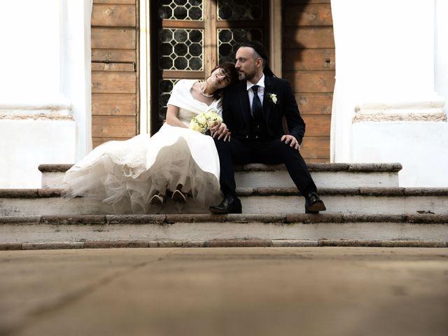 Il matrimonio di Italo e Domenica a Piubega, Mantova 47
