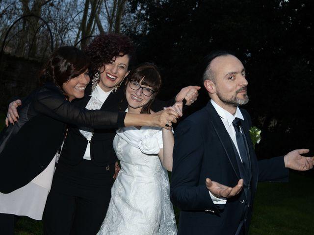 Il matrimonio di Italo e Domenica a Piubega, Mantova 45