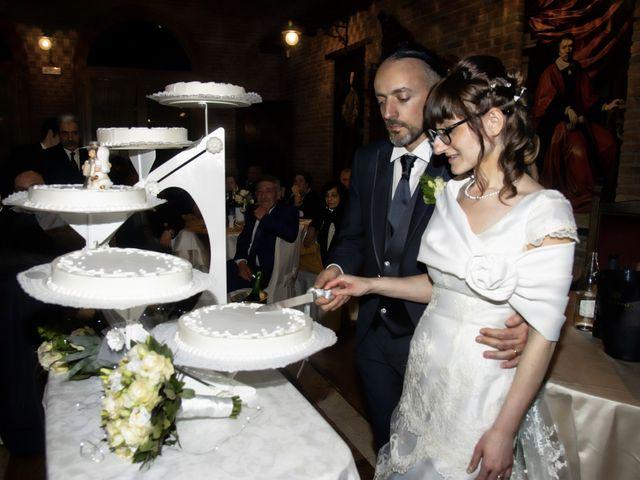 Il matrimonio di Italo e Domenica a Piubega, Mantova 44