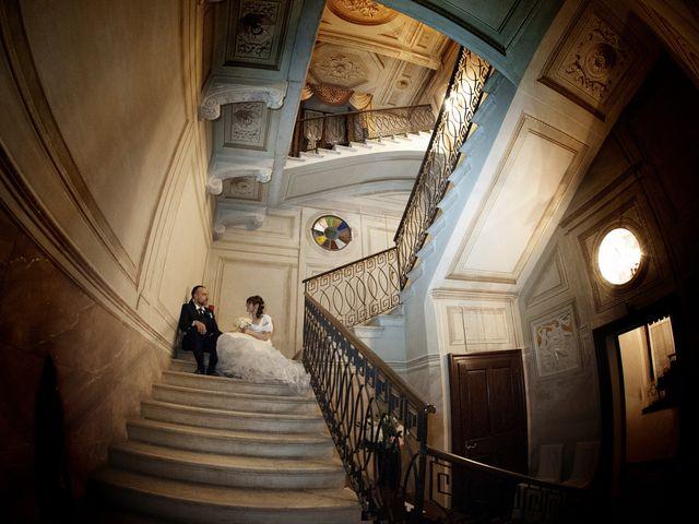 Il matrimonio di Italo e Domenica a Piubega, Mantova 38