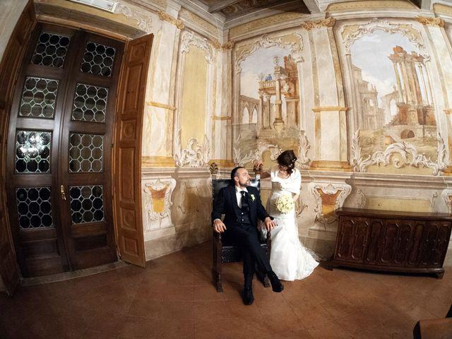 Il matrimonio di Italo e Domenica a Piubega, Mantova 36