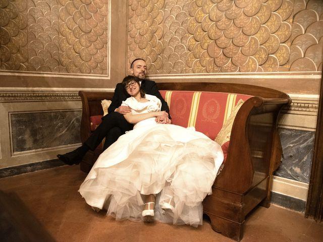 Il matrimonio di Italo e Domenica a Piubega, Mantova 35