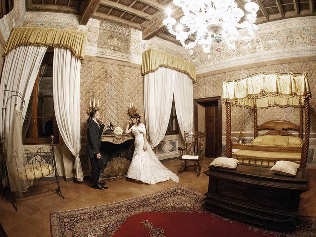 Il matrimonio di Italo e Domenica a Piubega, Mantova 34