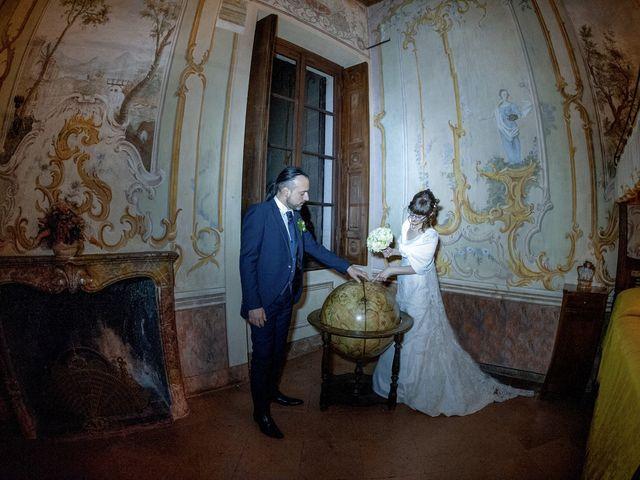 Il matrimonio di Italo e Domenica a Piubega, Mantova 32