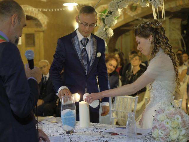 Il matrimonio di Leonardo e Jessica a Cavour, Torino 18