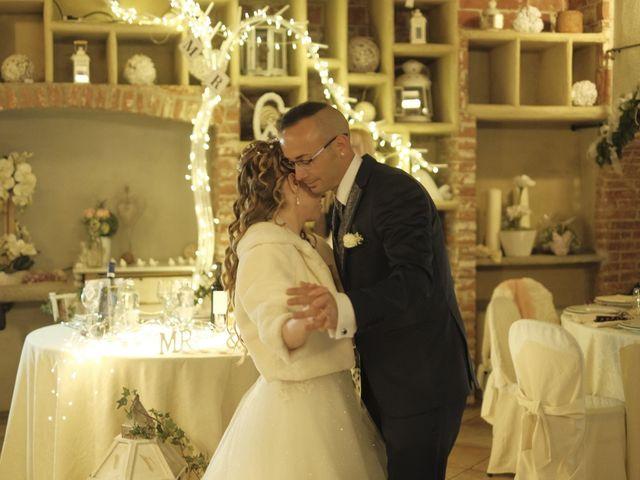 Il matrimonio di Leonardo e Jessica a Cavour, Torino 36