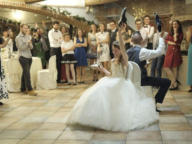 Il matrimonio di Leonardo e Jessica a Cavour, Torino 43