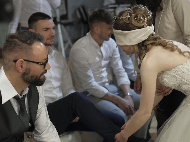 Il matrimonio di Leonardo e Jessica a Cavour, Torino 45