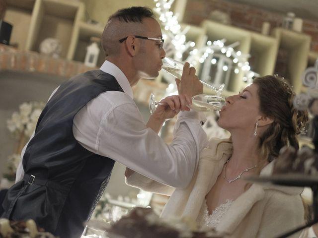 Il matrimonio di Leonardo e Jessica a Cavour, Torino 55