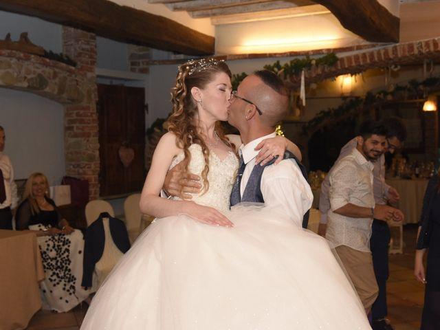 Il matrimonio di Leonardo e Jessica a Cavour, Torino 56