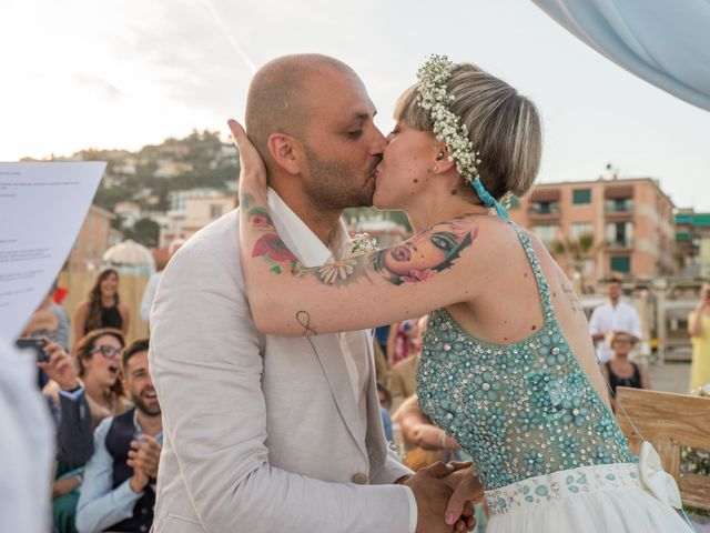 Il matrimonio di Gianni e Denise a Albissola Marina, Savona 14