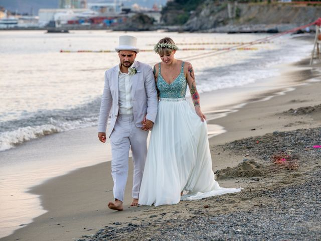 Il matrimonio di Gianni e Denise a Albissola Marina, Savona 22