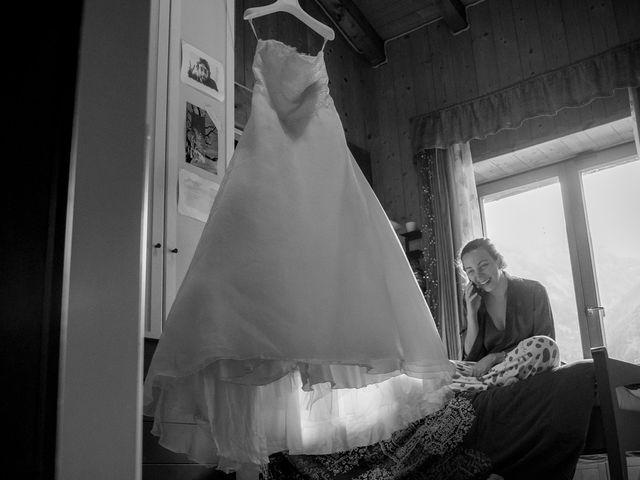 Il matrimonio di Federico e Francesca a Challand-Saint-Victor, Aosta 2