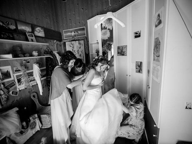 Il matrimonio di Federico e Francesca a Challand-Saint-Victor, Aosta 11