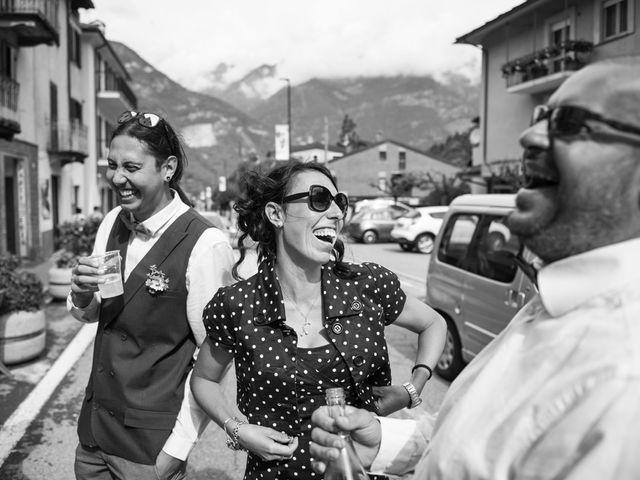 Il matrimonio di Federico e Francesca a Challand-Saint-Victor, Aosta 12