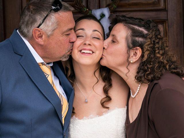 Il matrimonio di Federico e Francesca a Challand-Saint-Victor, Aosta 13