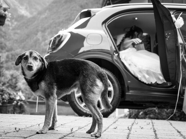 Il matrimonio di Federico e Francesca a Challand-Saint-Victor, Aosta 15