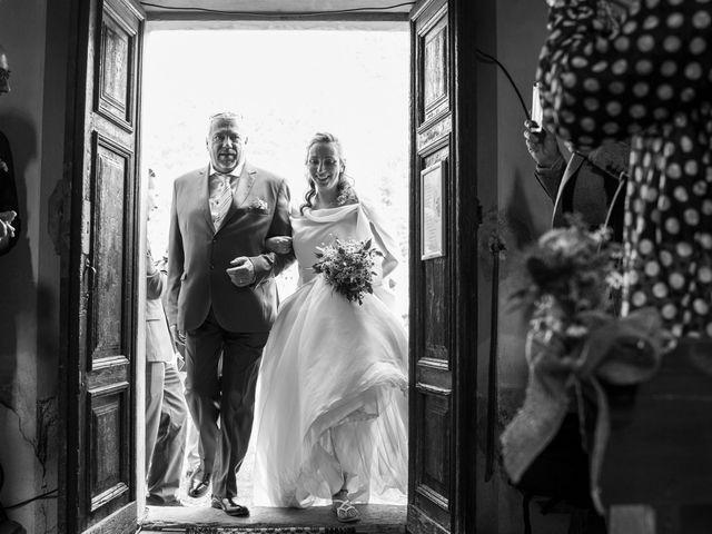 Il matrimonio di Federico e Francesca a Challand-Saint-Victor, Aosta 16