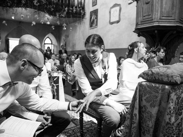 Il matrimonio di Federico e Francesca a Challand-Saint-Victor, Aosta 19