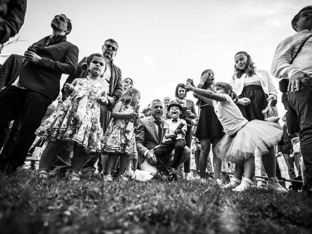 Il matrimonio di Federico e Francesca a Challand-Saint-Victor, Aosta 20