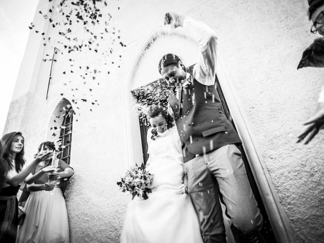 Il matrimonio di Federico e Francesca a Challand-Saint-Victor, Aosta 21