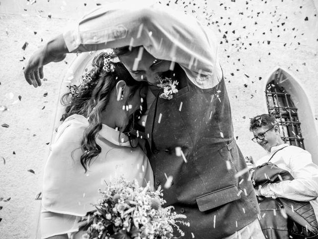 Il matrimonio di Federico e Francesca a Challand-Saint-Victor, Aosta 22