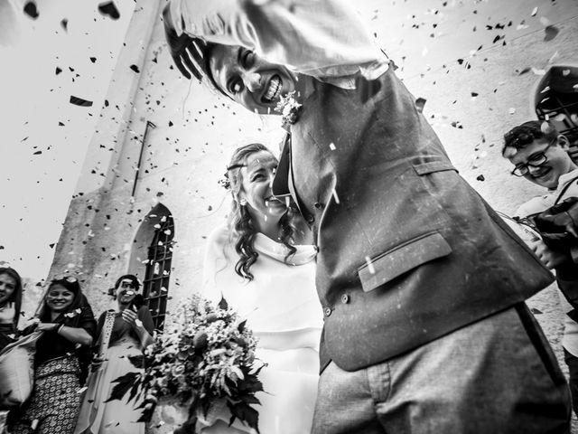 Il matrimonio di Federico e Francesca a Challand-Saint-Victor, Aosta 23