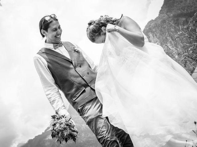 Il matrimonio di Federico e Francesca a Challand-Saint-Victor, Aosta 28