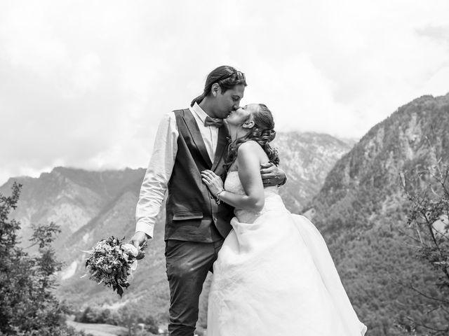 Il matrimonio di Federico e Francesca a Challand-Saint-Victor, Aosta 29