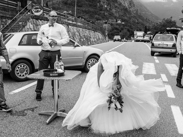 Il matrimonio di Federico e Francesca a Challand-Saint-Victor, Aosta 30