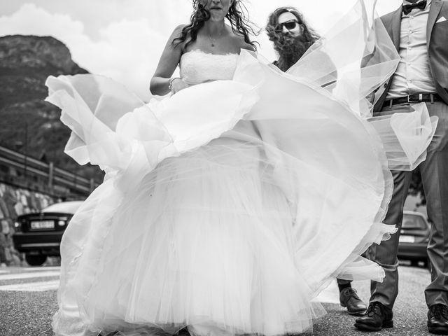 Il matrimonio di Federico e Francesca a Challand-Saint-Victor, Aosta 31