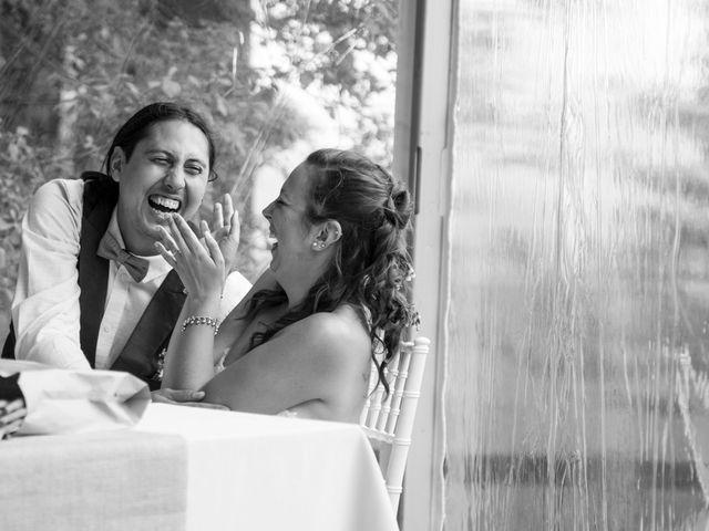 Il matrimonio di Federico e Francesca a Challand-Saint-Victor, Aosta 35