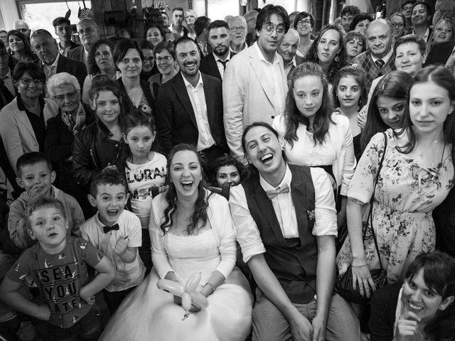 Il matrimonio di Federico e Francesca a Challand-Saint-Victor, Aosta 38