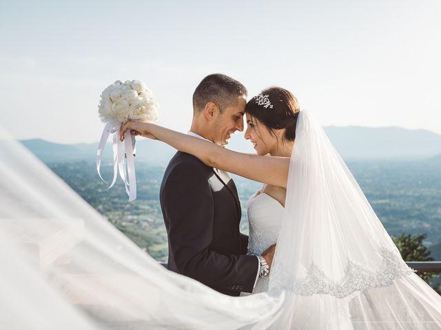 Le nozze di Irene e Angelo