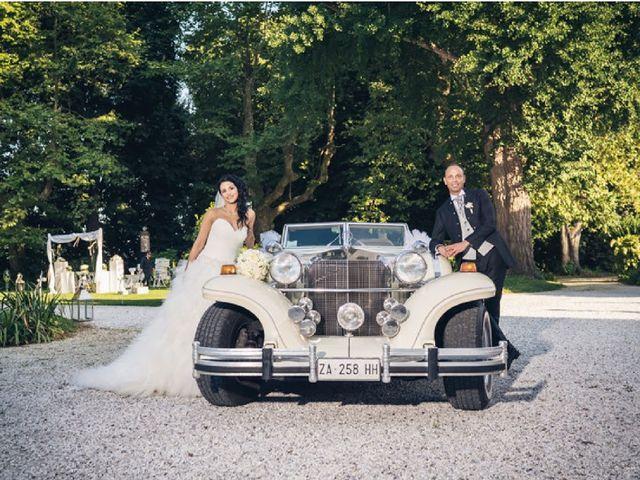 Il matrimonio di Luca e Alessia a San Giuliano Terme, Pisa 6