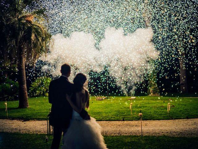 Il matrimonio di Luca e Alessia a San Giuliano Terme, Pisa 8
