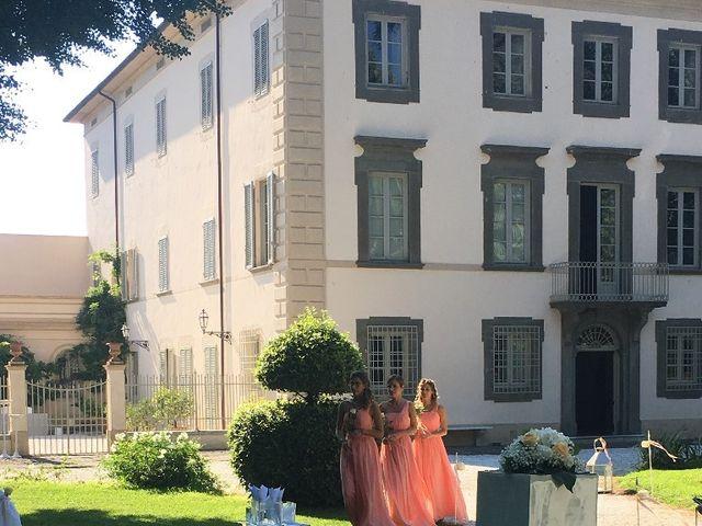 Il matrimonio di Luca e Alessia a San Giuliano Terme, Pisa 10