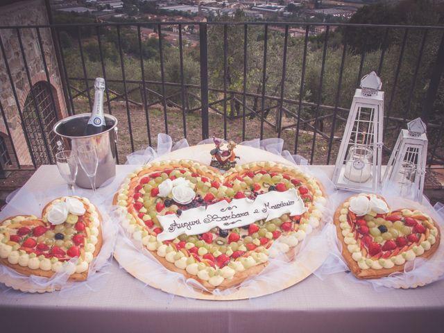 Il matrimonio di MAURIZIO e BARBARA a Vaiano, Prato 18