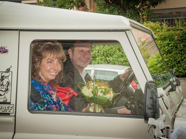 Il matrimonio di MAURIZIO e BARBARA a Vaiano, Prato 1