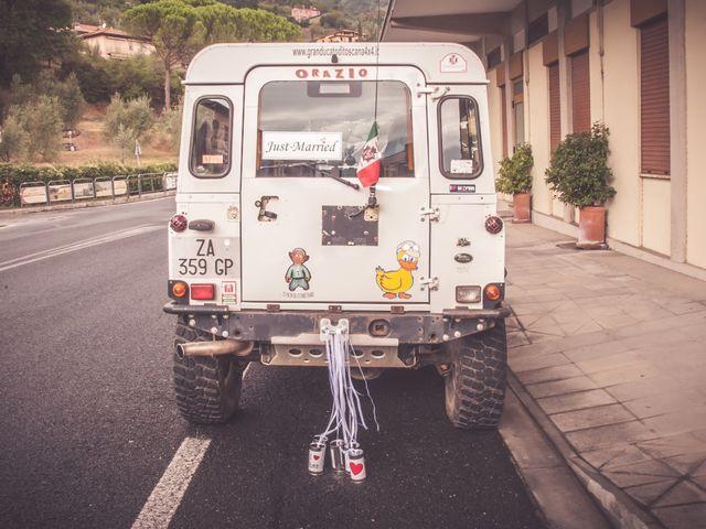 Il matrimonio di MAURIZIO e BARBARA a Vaiano, Prato 4