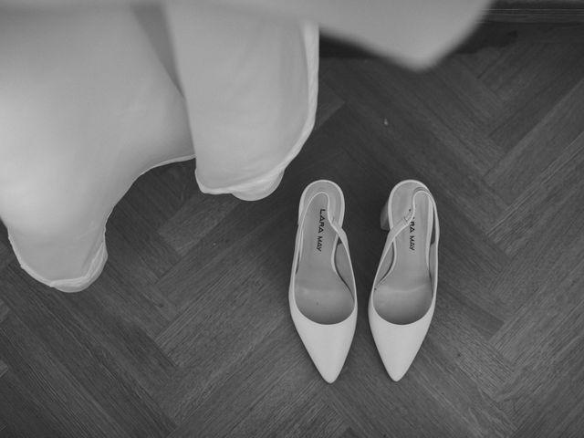 Il matrimonio di Giulio e Ilaria a Prato, Prato 3