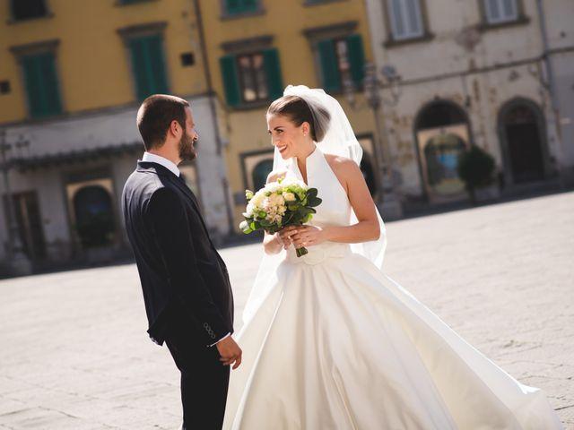 Il matrimonio di Giulio e Ilaria a Prato, Prato 12
