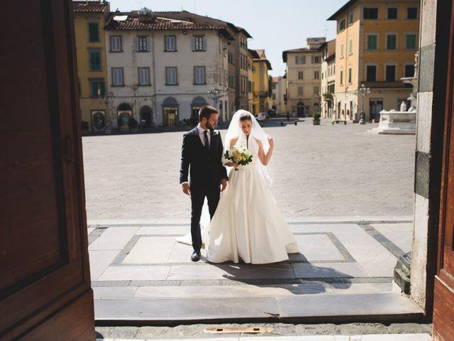Il matrimonio di Giulio e Ilaria a Prato, Prato 13