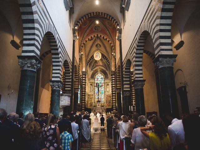 Il matrimonio di Giulio e Ilaria a Prato, Prato 15