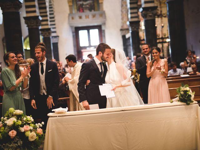 Il matrimonio di Giulio e Ilaria a Prato, Prato 16