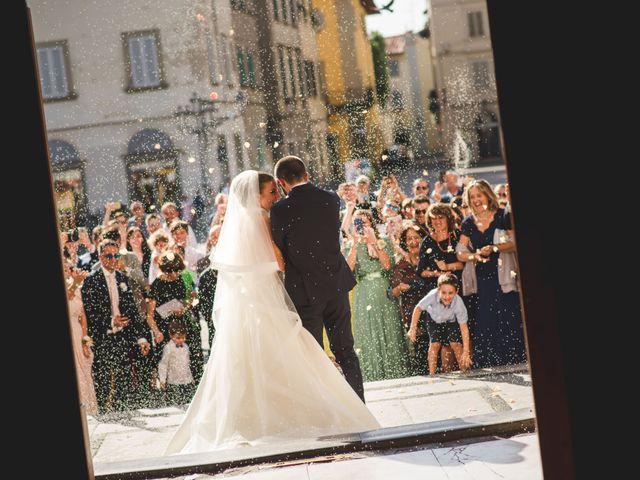 Il matrimonio di Giulio e Ilaria a Prato, Prato 17